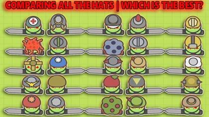 moomoo.io all hats