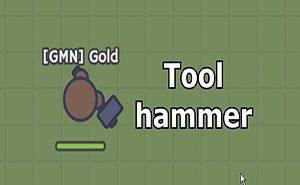 moomoo.io tool hammer