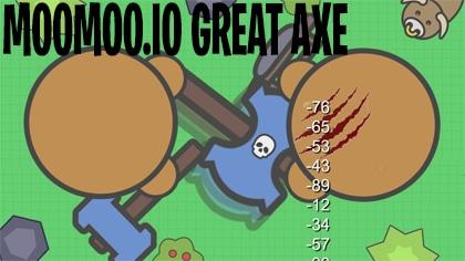 moomoo.io great axe