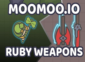 Photo of MooMoo.io Ruby Weapons