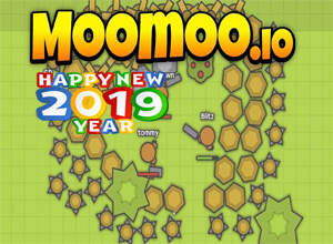 Photo of MooMoo.io Game 2019