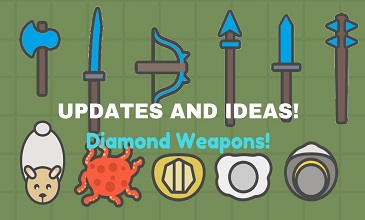 Photo of MooMoo.io Diamond Weapons