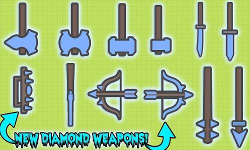moomoo.io diamond weapons